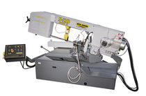 Band saw / metal / horizontal / automatic