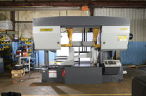 Band saw / automatic / electric / double-column