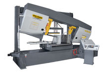 Band saw / horizontal / semi-automatic