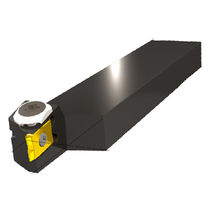 External threading tool / for lathes / indexable insert