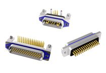 RF connector / D-sub / zinc / IP67