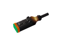 RF connector / DIN / machines / for construction machinery