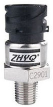 Silicon pressure transmitter / ceramic / for HVAC systems
