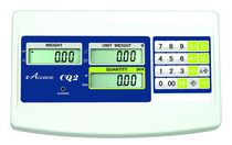 Digital weight indicator / dust-proof / panel-mounted