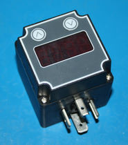 Differential-pressure pressure indicator / digital / process