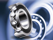 Ball bearing / single-row / deep groove / low-noise