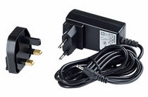 AC/DC power supply / wall-mount / adapter / in-line