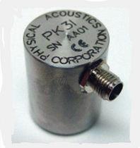 Measurement acoustic sensor