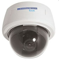 CCTV camera / for night vision / monochrome / CCD