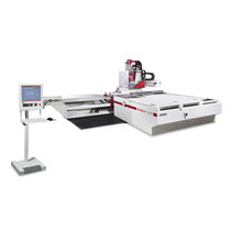 Panel saw / CNC / automatic / horizontal