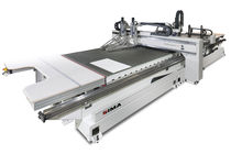 CNC cutting machine / bridge / automatic / compact