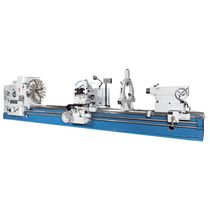 CNC lathe / 3-axis / universal / for large-diameter parts