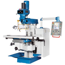 3-axis milling machine / horizontal / universal