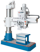 Radial drill / electric / powerful / vertical