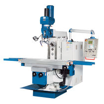 Conventional milling machine / 3-axis / vertical