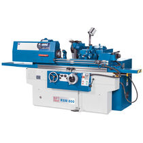 External cylindrical grinding machine / internal cylindrical / for metal sheets / manually-controlled