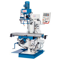 3-axis milling machine / vertical