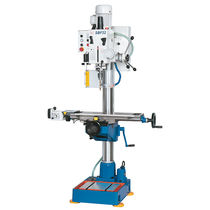 Column type drilling and milling machine / high precision