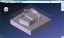 CAM software / machining / for milling centers / 2D/3D