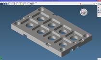 CAM software / machining
