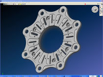 Modeling software / CAM / machining / 3D