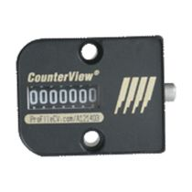 Tachometer counter / analog / mechanical / for molding machines