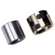 Smooth guide bushing / for molds and tools