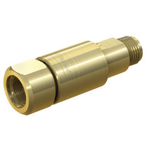 Gas rotary union / brass