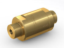 Gas filter / for high-pressure applications / pressure