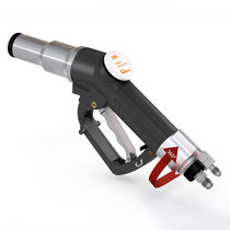 Car fueling nozzle