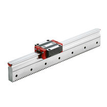 Ball linear guide / profiled rail / stainless steel