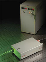 Pulsed laser / solid-state / green / Nd:YAG