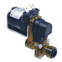Direct-acting solenoid valve / bellows / membrane / plunger