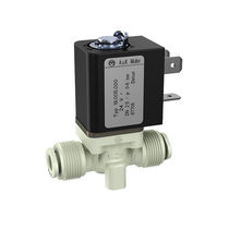 Direct-acting solenoid valve / membrane / bellows / 2/2-way