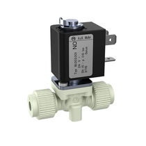 Direct-acting solenoid valve / bellows / membrane / 2/2-way