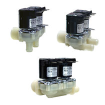 2/2-way solenoid valve / NC / for hot water / for potable water