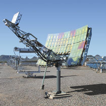 Solar concentrator / for aging tests