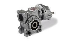 Worm gear gearbox / orthogonal