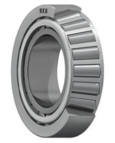 Tapered roller bearing / single-row / axial / radial