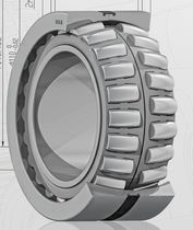 Spherical roller bearing / axial / radial / steel