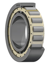 Cylindrical roller bearing / radial / steel / heavy-duty