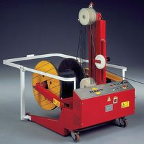 Roller feeder / automatic / for cable stripping and cutting machines