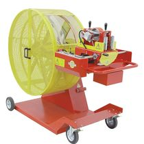 Coil reel / for cables / motorized / fixed