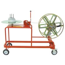 Coil-to-coil reel / cable / manual / fixed