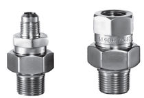 Disc check valve / double / aspirating / hydraulic