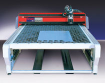 Metal cutting machine / plasma / sheet metal / CNC