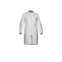 Chemical protection lab coat / polyethylene