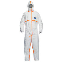 Chemical protection coveralls / anti-static