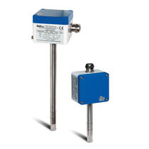 Relative humidity and temperature sensor / duct-mount / explosion-proof