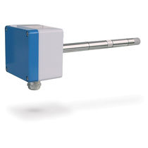 Relative humidity and temperature sensor / duct-mount